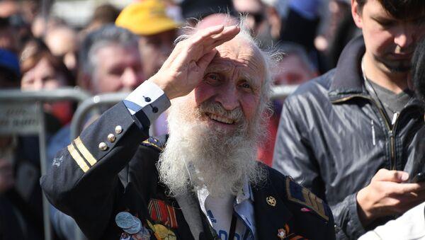 Un homme âgé - Sputnik France