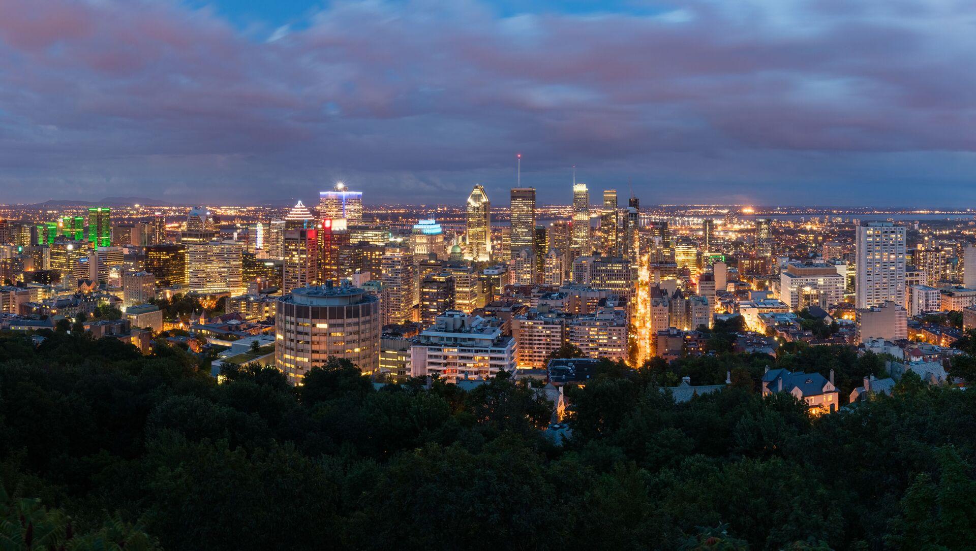 Montréal - Sputnik France, 1920, 03.09.2021