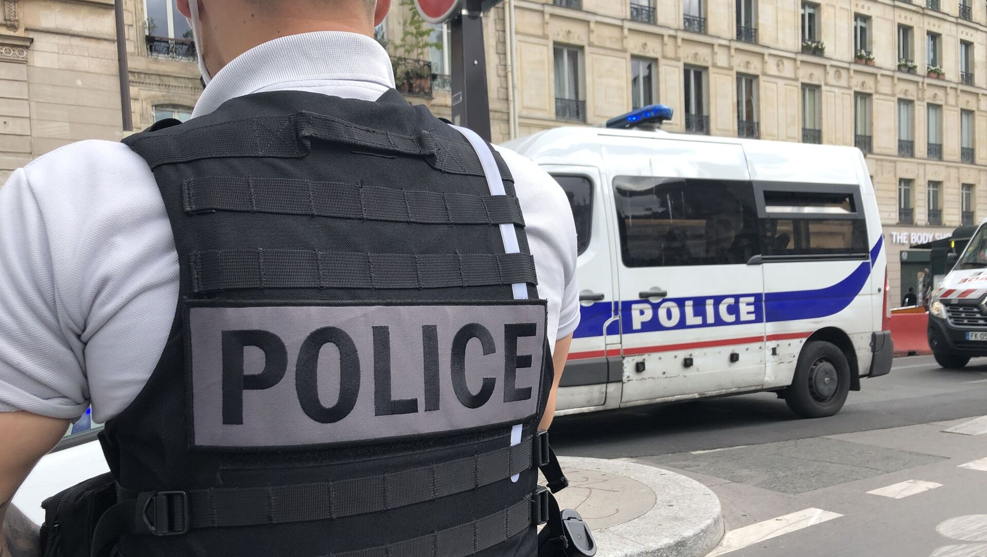 Police nationale - Sputnik France, 1920, 24.07.2021