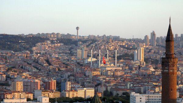 Ankara - Sputnik France