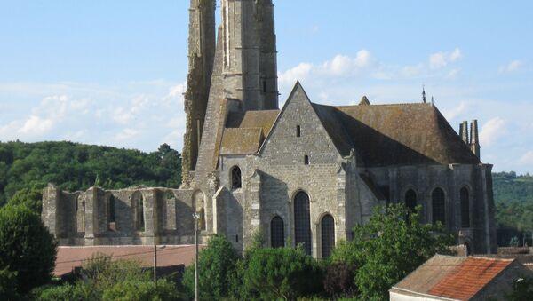 Église Saint-Mathurin de Larchant - Sputnik France