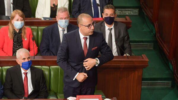 Hichem Mechichi, le nouveau chef de gouvernement tunisien - Sputnik France