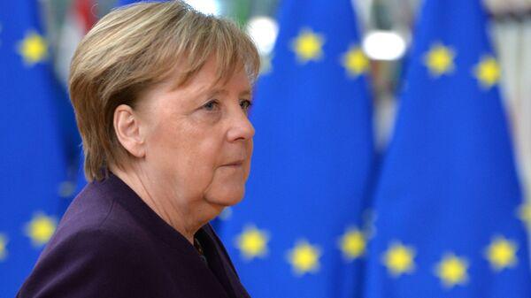 Angela Merkel. - Sputnik France
