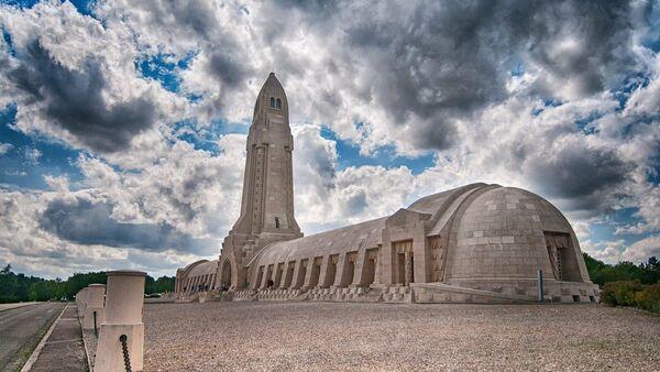 L'Ossuaire de Douaumont - Sputnik France