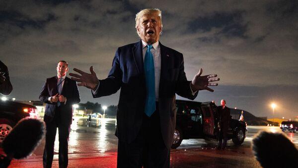 Donald Trump à Latrobe, le 3 septembre 2020 - Sputnik France