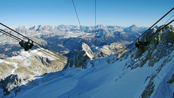 Glacier de la Marmolada - Sputnik France