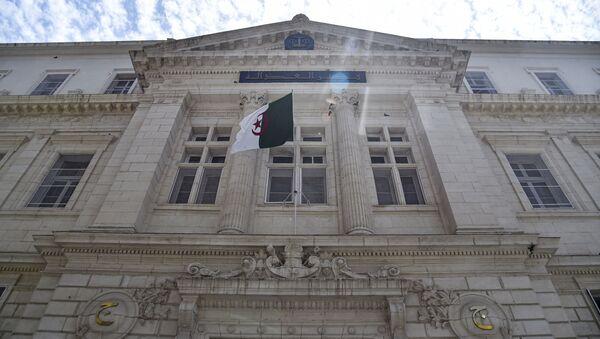 Le tribunal de Sidi M'Hamed - Sputnik France
