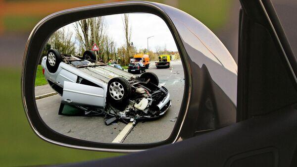 Un accident de la route - Sputnik France