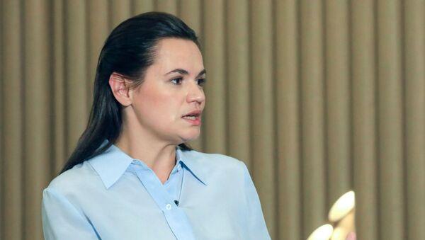 Svetlana Tikhanovskaïa - Sputnik France