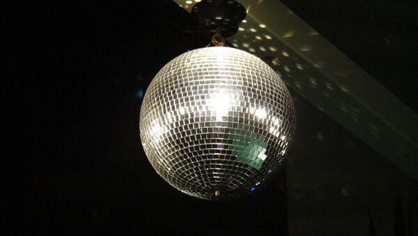 Boule disco - Sputnik France