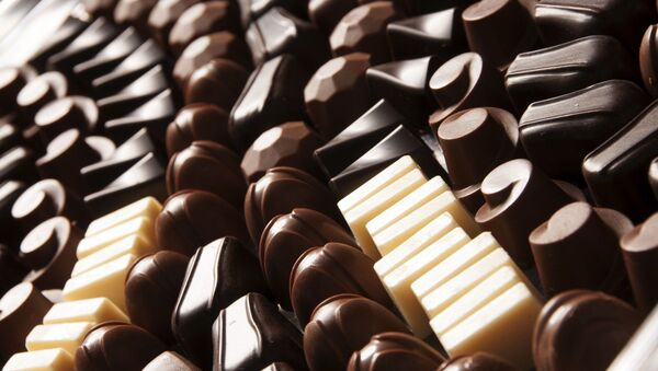 Des chocolats  - Sputnik France