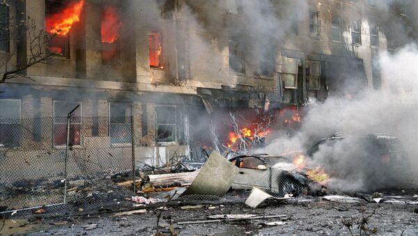 attentat du 11 septembre - Sputnik France
