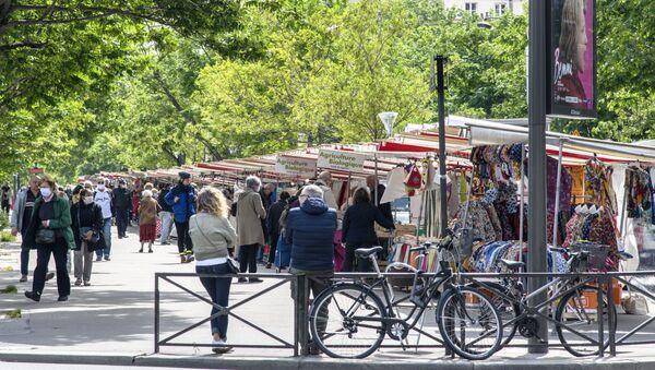 Paris après le confinement - Sputnik France