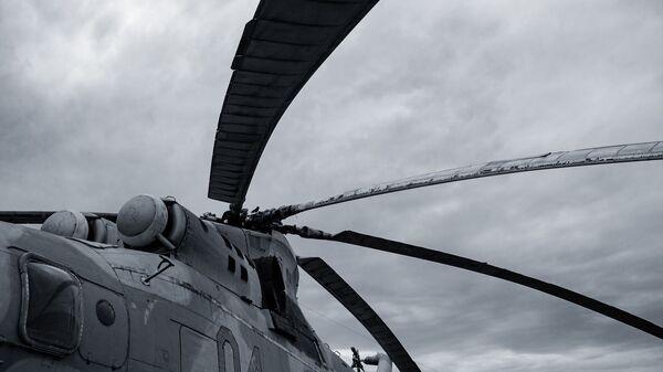 Un hélicoptère (image d'illustration) - Sputnik France