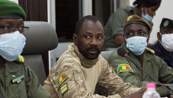 Assimi Goïta, le président de la junte malienne - Sputnik France