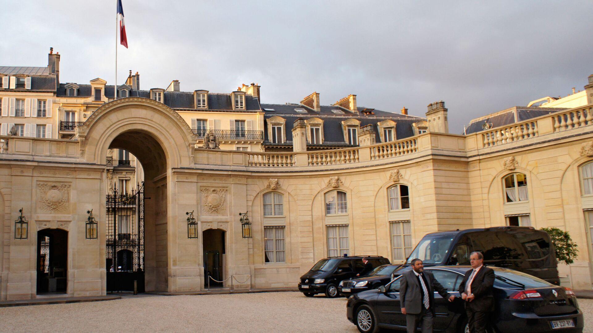 Palais de l'Élysée - Sputnik France, 1920, 15.08.2021