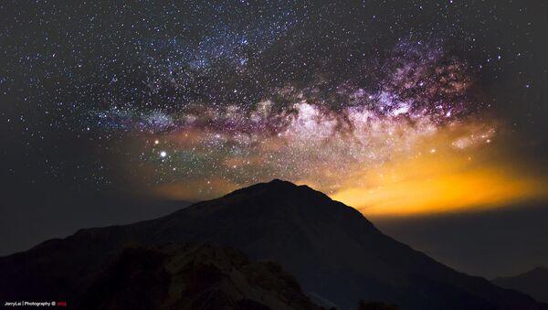 Les meilleurs endroits pour admirer un ciel étoilé    - Sputnik France