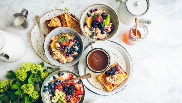 Un petit-déjeuner (image d'illustration) - Sputnik France