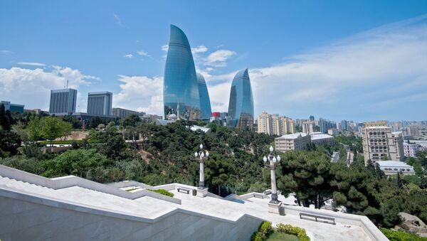Bakou - Sputnik France