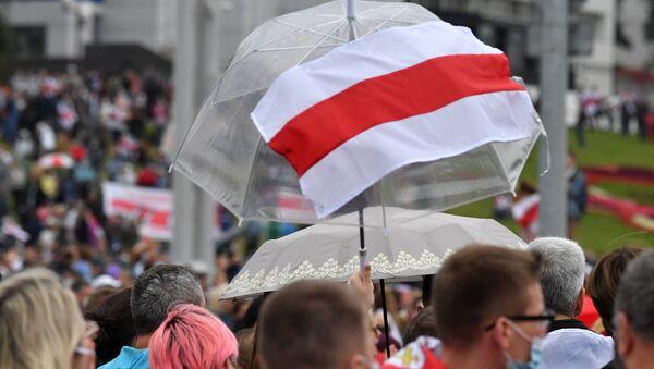 Акции протеста оппозиции в Минске - Sputnik France