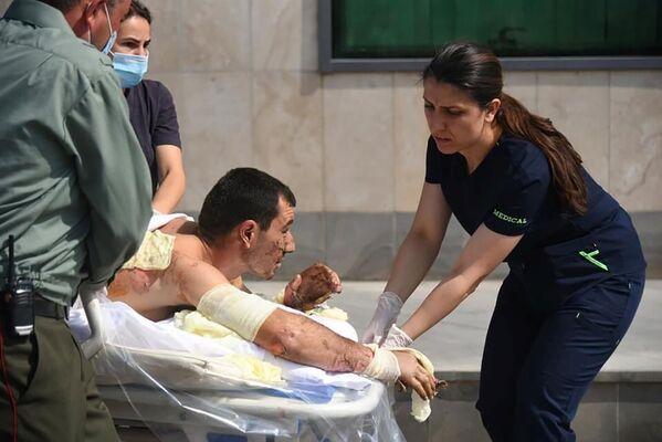 Haut-Karabakh: nouvelle escalade armée entre l'Arménie et l'Azerbaïdjan   - Sputnik France