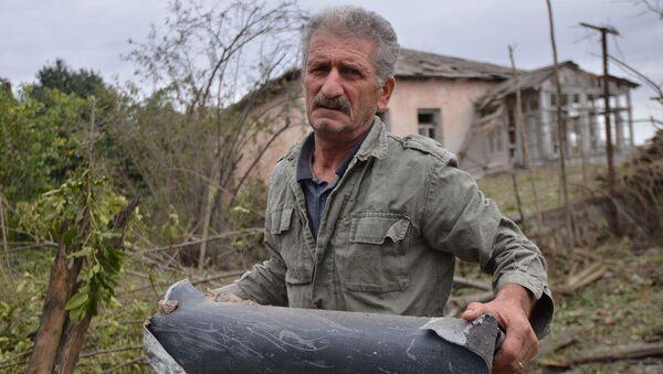 Opérations militaires dans le Haut-Karabakh   - Sputnik France