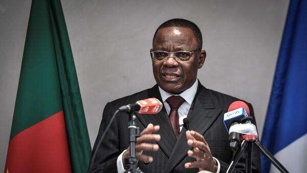 Muarice Kamto, leader du parti d'opposition camerounais Tenaissance pour le Cameroun (MRC) - Sputnik France