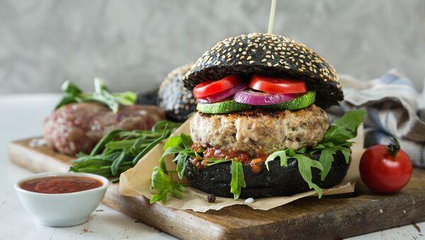 Hamburger végétarien - Sputnik France