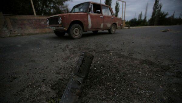 Au Haut-Karabakh, le 28 septembre 2020 - Sputnik France