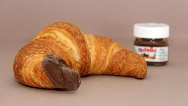 Un pot de Nutella - Sputnik France