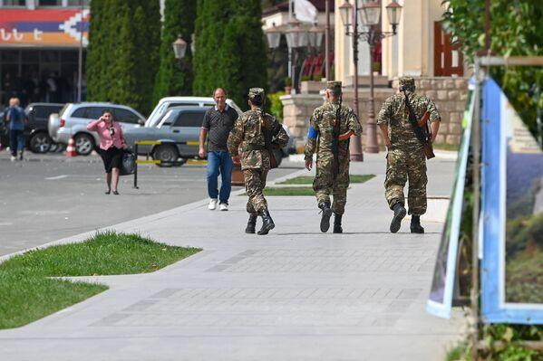 Conflit du Haut-Karabakh: la situation à Stepanakert    - Sputnik France