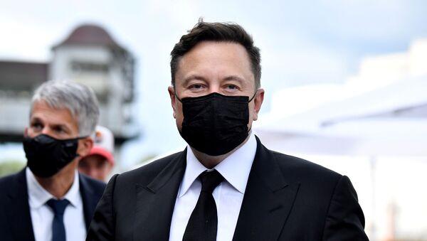 Elon Musk - Sputnik France