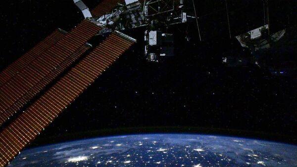 Vue depuis l'ISS - Sputnik France