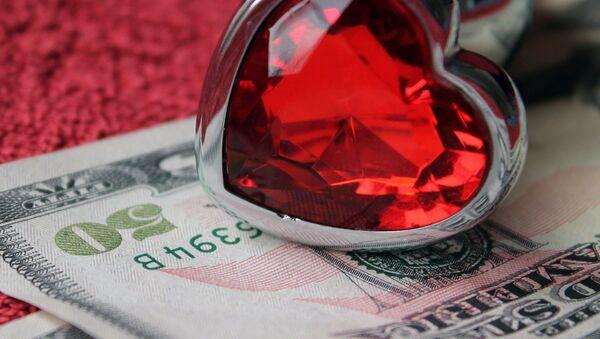 Amour. Argent. Adultes consentants. Prostitution. Image d'illustration - Sputnik France