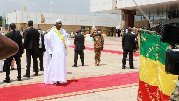 Investiture du Président de la transition, Bah N'Daw, le 25 septembre 2020, à Bamako  - Sputnik France