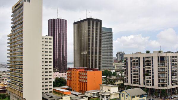 Le Plateau, le quartier des affaires d'Abidjan - Sputnik France