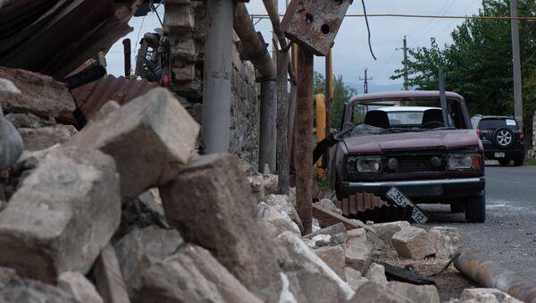 Dans une localité du Haut-Karabakh, image d'illustration - Sputnik France
