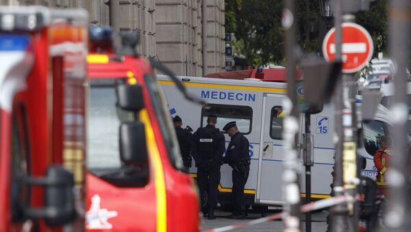 Attentat à la préfecture de police de Paris  - Sputnik France