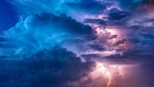 Un orage - Sputnik France
