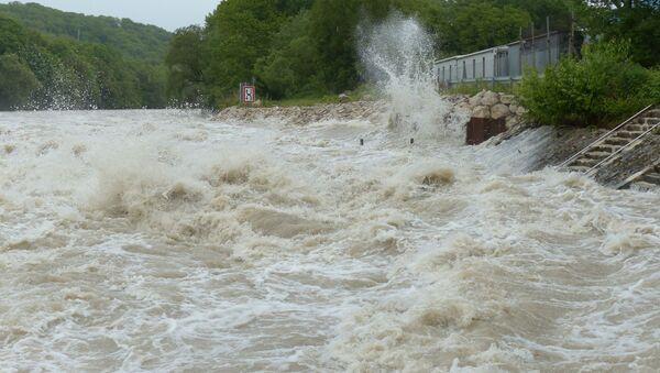 Une inondation  - Sputnik France