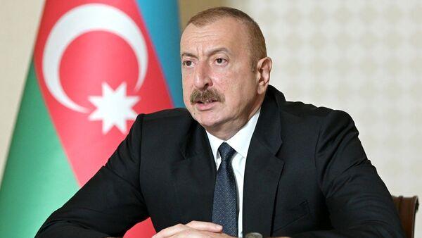 Ilham Aliyev - Sputnik France