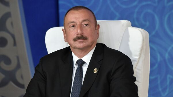 Ilham Aiiyev  - Sputnik France