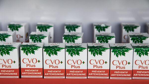 Covid Organics, remède préventif contre le coronavirus à Madagascar - Sputnik France