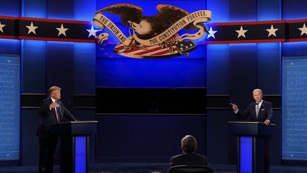 Trump et Biden - Sputnik France