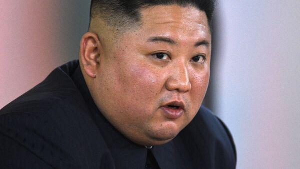Kim Jong-un (archive photo) - Sputnik France