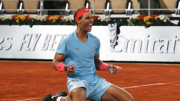 Rafael Nadal - Sputnik France