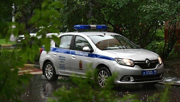 Police russe, image d'illustration - Sputnik France