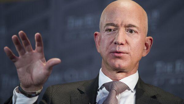 Jeff Bezos - Sputnik France