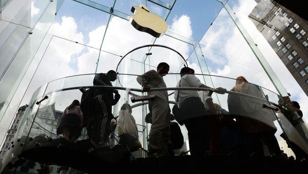 Magasin Apple à New York (photo d'archives) - Sputnik France