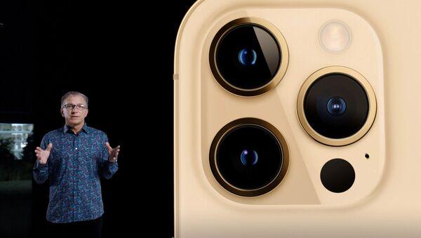 Présentation de l'iPhone 12 Pro en Californie - Sputnik France